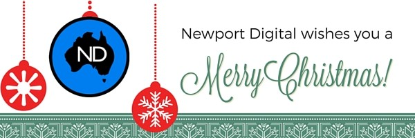 Merry Christmas from Newport Digital